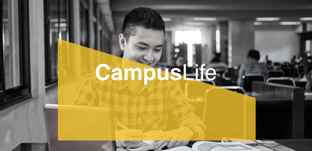 campus life satya wacana